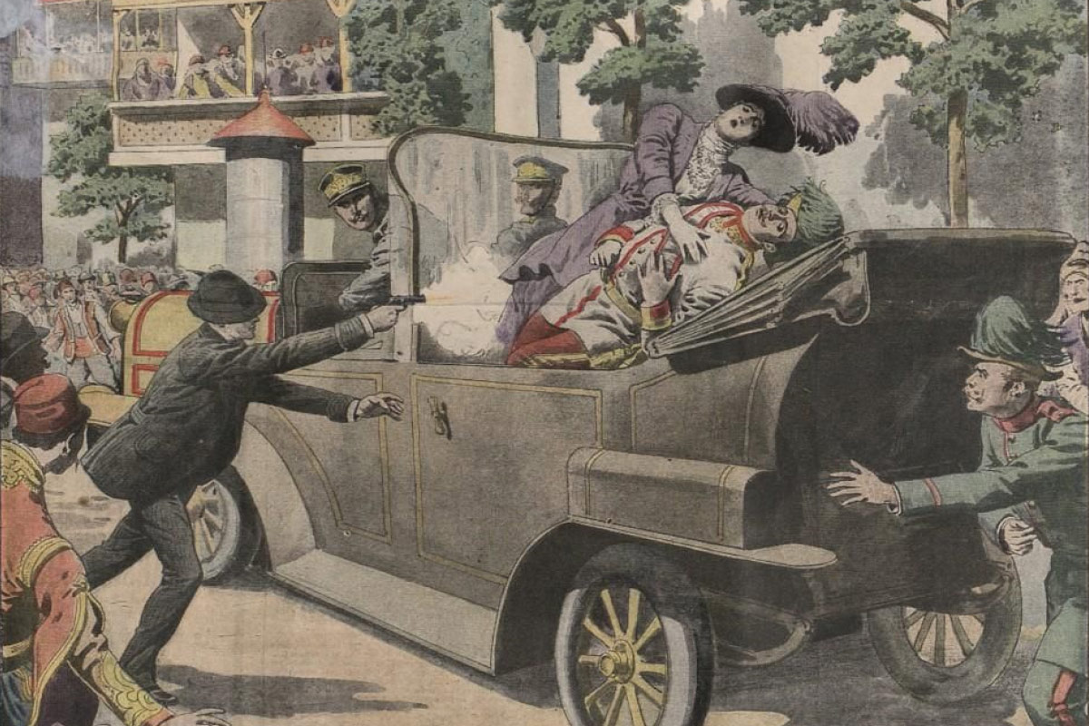 archduke ferdinand and gavrilo princip essay Francis ferdinand was assassinated by gavrilo princip of serbia this led treaty of versailles the treaty of versailles was a peace treaty that was signed on 28 june 1919 after the first world .