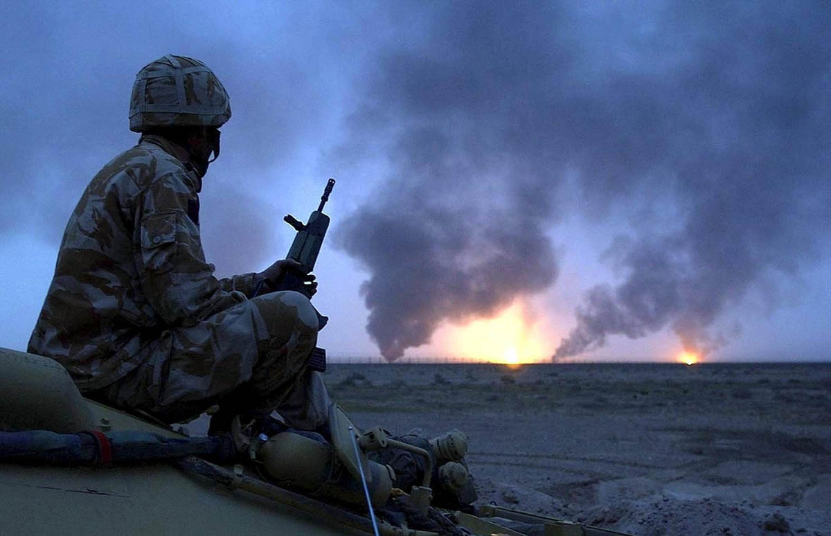 Мир на пороге войны